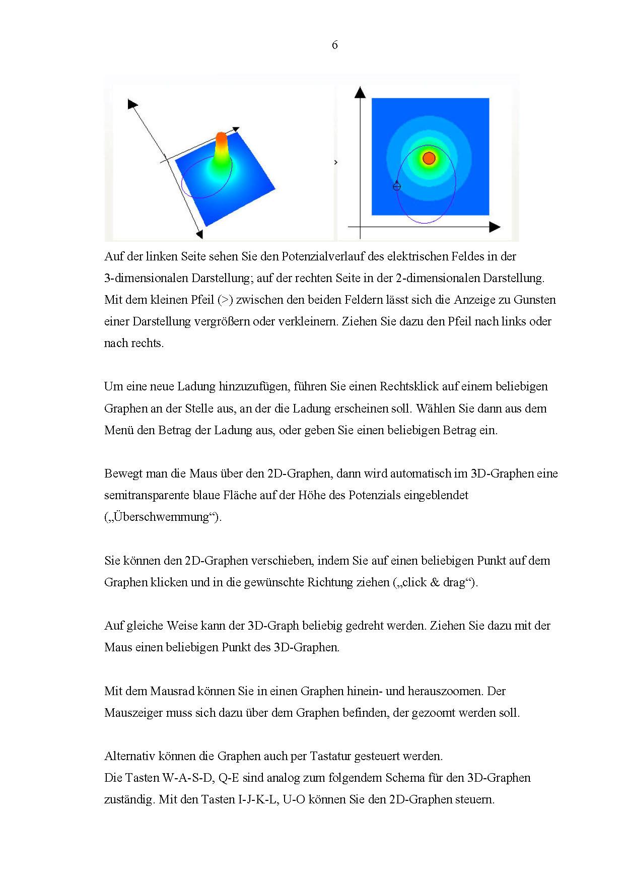 Sie betrachten die Bilder von dem Artikel: Facharbeit in Physik