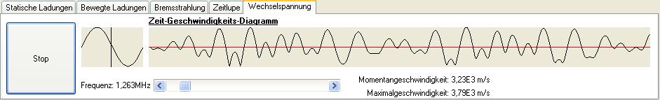 Sie betrachten die Bilder von dem Artikel: Speedion 2010 - Simulation der linearen Paul-Falle (Video)